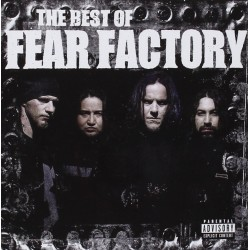 "Fear Factory ""The Best Of Fear Factory"" CD"