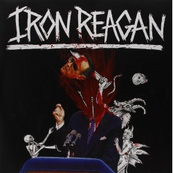 "Iron Reagan ""The Tyranny Of Will"" Vinyl"
