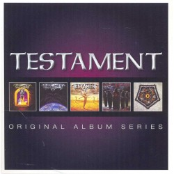"Testament ""Original Album Series"" 5 CD Box Set"