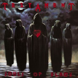 "Testament ""Souls Of Black"" CD"