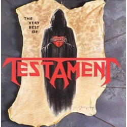 "Testament ""The Very Best Of Testament"" CD"