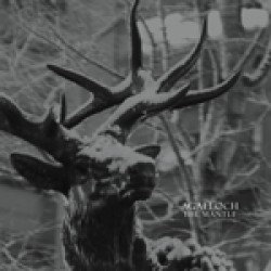"Agalloch ""The Mantle"" 2x12"" Black Vinyl"