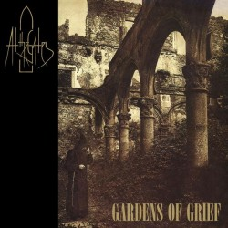 "At The Gates ""Gardens Of Grief"" Gold Vinyl - LIMITED TO 100 COPIES"