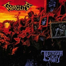"Gorguts ""The Erosion Of Sanity"" Black Vinyl"