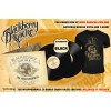 "Blackberry Smoke ""The Whippoorwill"" Gatefold 2x12"" Black Vinyl (3 Bonus Track UK/EU Edition) + ""Skull & Tophat"" T-shirt"