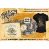 "Blackberry Smoke ""The Whippoorwill"" Gatefold 2x12"" Smoke Vinyl (3 Bonus Track UK/EU Edition) + ""Skull & Tophat"" T-shirt"