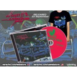 "Lawnmower Deth ""Ooh Crikey It's.."" FDR CD + T-shirt"