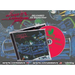 "Lawnmower Deth ""Ooh Crikey It's.."" FDR CD"