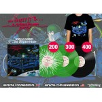 "Lawnmower Deth ""Ooh Crikey It's FDR Vinyl LP + T-shirt, with optional woven patch"