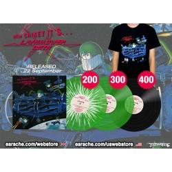 "Lawnmower Deth ""Ooh Crikey It's FDR Vinyl LP + T-shirt"