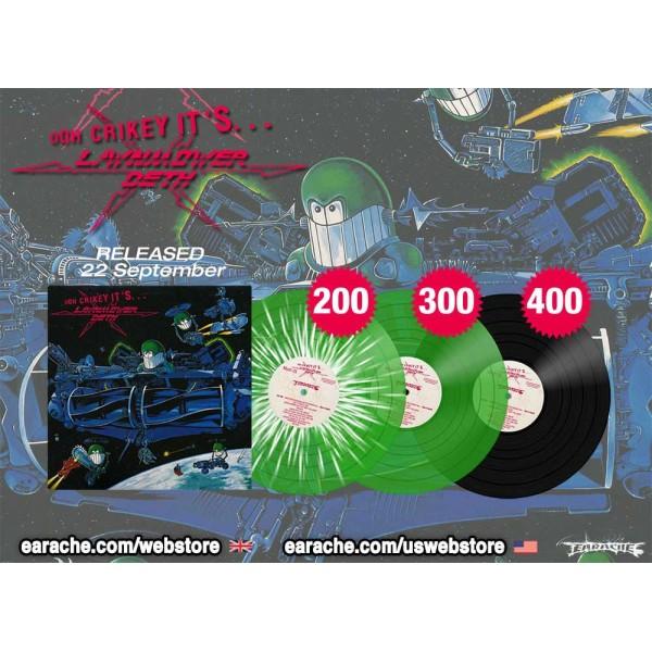 "Lawnmower Deth ""Ooh Crikey It's FDR Vinyl LP"