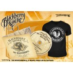 "Blackberry Smoke ""The Whippoorwill"" Digipak CD + EXCLUSIVE T-shirt! - Limited time offer"