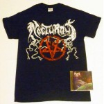 Nocturnus Pack 2 - Any T-shirt or Hoodie + Both CDs