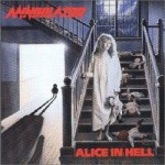 "Annihilator ""Alice In Hell"" CD"
