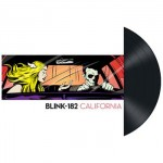 "Blink 182 ""California"" Black Vinyl inc. Download Card - PRE-ORDER"