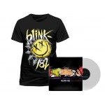 "Blink 182 ""California"" Silver Vinyl inc. Download Card + Choice of T-shirt - PRE-ORDER"