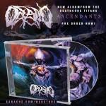 """Oceano """"Ascendants"""" CD"""