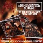 "Ol Drake ""Old Rake"" CD + Official Tablature Book"