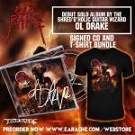 "Ol Drake ""Old Rake"" Limited Edition Signed CD + T-shirt"