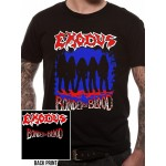 "Exodus ""Bonded By Blood"" T Shirt"