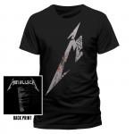 "Metallica ""Binge"" T Shirt"