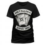 """Metallica """"Dealer"""" T Shirt"""
