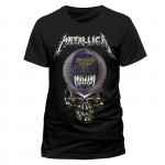 """Metallica """"I'm Inside You I'm You"""" T Shirt"""