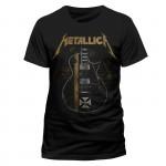 "Metallica ""Hetfield Iron Cross"" T Shirt"