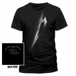 "Metallica ""Justice M"" T Shirt"