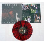 "Akercocke ""Choronzon"" Red/Black Splatter Vinyl - WEBSTORE EXCLUSIVE"