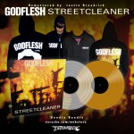 "Godflesh ""Streetcleaner"" Ltd Edition Colour Vinyl LP + Any Hoodie - WEBSTORE EXCLUSIVE"