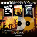 "Godflesh ""Streetcleaner"" Ltd Edition Colour Vinyl LP + Any T-shirt - WEBSTORE EXCLUSIVE"
