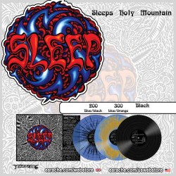 "Sleep ""Sleep's Holy Mountain"" Limited Edition FDR Yellow Vinyl"