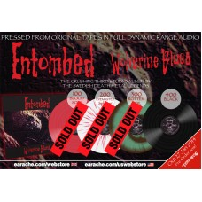"Entombed ""Wolverine Blues"" Full Dynamic Range Vinyl"