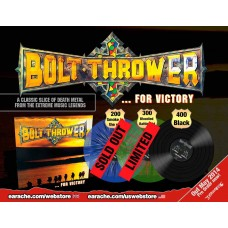 "Bolt Thrower ""For Victory"" Limited Edition Colour Vinyl"