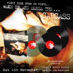 "Carcass ""Wake Up And Smell The..."" Vinyl"
