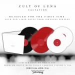 "Cult Of Luna ""Salvation"" Ltd Edition Colour Vinyl - PRE-ORDER"