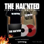 "The Haunted ""The Haunted"" Ltd Edition Colour Vinyl + Any T-shirt - WEBSTORE EXCLUSIVE"
