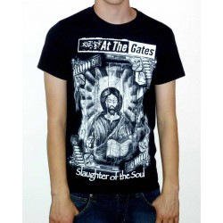 "At The Gates ""Slaughter Of The Soul"" Vintage T-shirt"