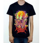 "Bonded By Blood ""Skull"" T-shirt"