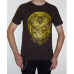 "Cult Of Luna ""Eternal Kingdom"" Brown T-shirt"