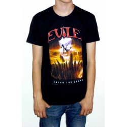 "Evile ""Enter The Grave"" T-shirt"