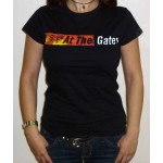 "At The Gates ""Logo"" Girlie T-shirt"