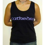 "Cathedral ""Logo"" Womens Tank Top"