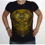 "Cult Of Luna ""Eternal Kingdom"" Girlie T-shirt"