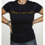 "Cult Of Luna ""Logo"" Girlie T-shirt"
