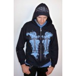 "Ignominious Incarceration ""Logo"" Zip Up Hoodie"