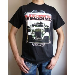 "Massive ""Full Throttle"" T-shirt"