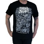 "Morbid Angel ""Altars Of Madness"" Vintage Print T-shirt"