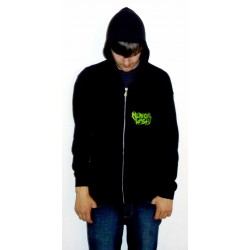 "Municipal Waste ""The Art Of Partying"" Zip Up Hoodie"
